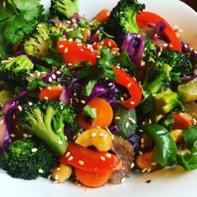 Stir-fry Healthy